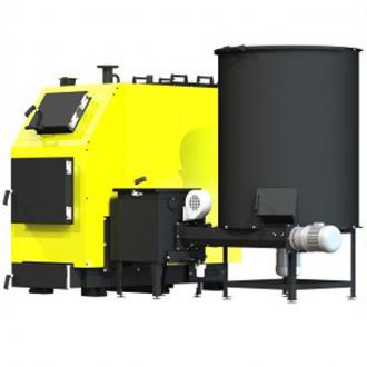 Промышленный твердотопливный котел KRONAS BIO MASTER (98-500 кВт)