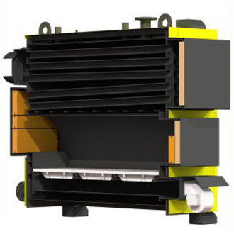 Промышленный котел на твердом топливе Kronas Heat-Master (99-600 кВт)