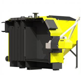 Промышленный твердотопливный котел с автоматической подачей Кронас Prom Pellets (50-500 кВт)