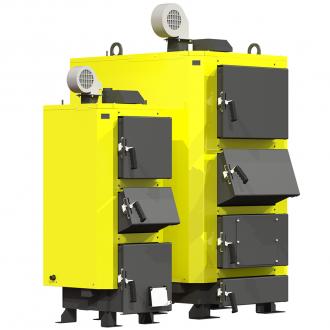 Твердотопливный котел Kronas Unic-new (17-150 кВт)