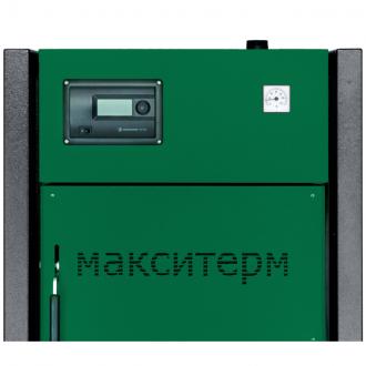 Твердотопливный котел Макситерм Профи 17-80 кВт