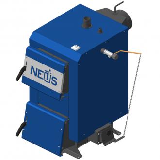 Котел на твердом топливе НЕУС ЭKOHOM-ПЛЮС 10 - 24 кВт