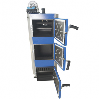 Твердотопливный котел длительного горения НЕУС ДЖОКЕР 15-250 кВт