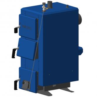 Котел на твердом топливе НЕУС-КТМ 12 - 50 кВт