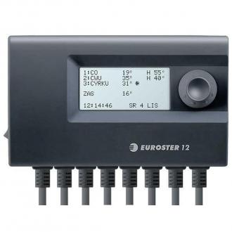 Автоматика для твердотопливного котла Euroster 12