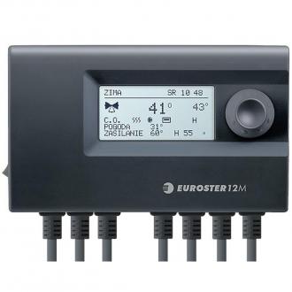 Автоматика для смесительных клапанов Euroster 12M