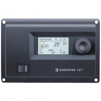 Автоматика для твердотопливных котлов Euroster 12P