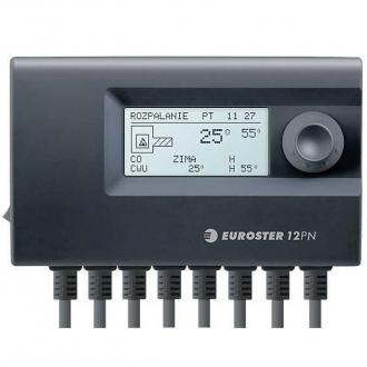 Автоматика для твердотопливного котла Euroster 12PN