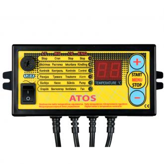 Автоматика для твердотопливных котлов ATOS (МИН)