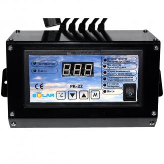 Автоматика для твердотопливного котла NOWOSOLAR PK-22 LUX