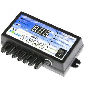 Автоматика для твердотопливного котла NOWOSOLAR PK-23