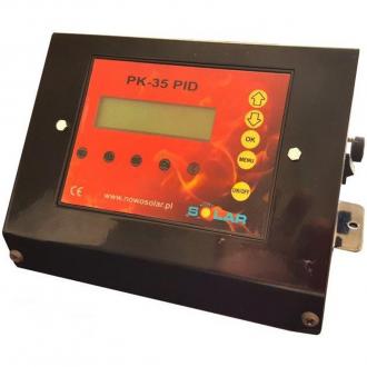 Автоматика для твердотопливного котла NOWOSOLAR PK-35 PID