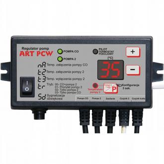 Автоматика для для насосов отопления Prond Art PCW
