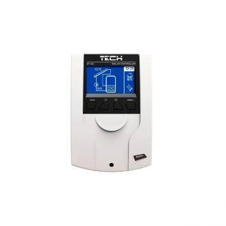 Блок управления твердотопливным котлом Tech ST-401
