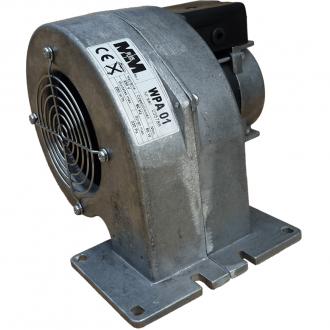 Нагнетательный вентилятор MplusM WPA 01 (PRZ, KZW, U, 2,0м)