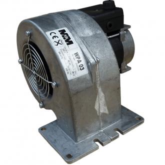 Нагнетательный вентилятор MplusM WPA 03 (PRZ, KZW, U, 2,0м)