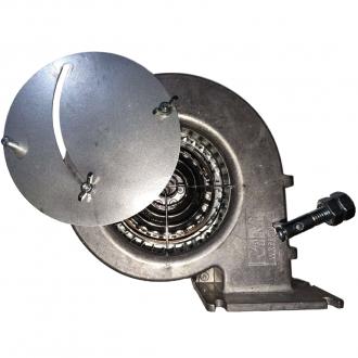Нагнетательный вентилятор MplusM WPA 117 с диафрагмой (EBM, PL(W1), KGL, BP(W1), U, 2,0м)