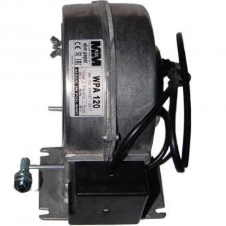 Нагнетательный вентилятор MplusM WPA 120 с диафрагмой (EBM, PL(W1), KGL, GP, U, 2,0м)