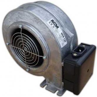Нагнетательный вентилятор MplusM WPA135 (EBM, KGL, BP(W1), U, 2,0м)