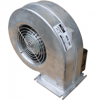 Нагнетательный вентилятор MplusM WPA 160 (EBM, KZW, BP(W2), U, 2,0м)