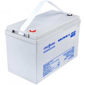 Аккумулятор мультигелевый LogicPower AGM LPM-MG 12-100 AH