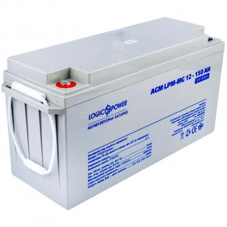 Аккумулятор мультигелевый LogicPower AGM LPM-MG 12-150 AH