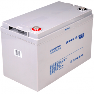 Аккумулятор мультигелевый LogicPower AGM LPM-MG 12-80 AH