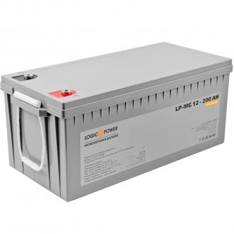 Аккумулятор мультигелевый LogicPower LP-MG 12-200 AH