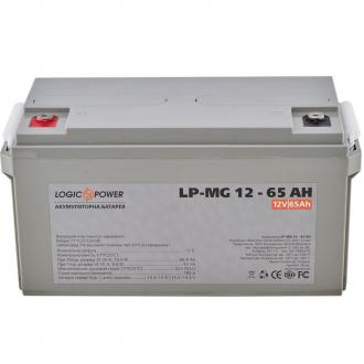 Аккумулятор мультигелевый LogicPower LP-MG 12-65 AH