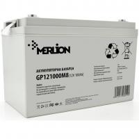 Merliоn AGM GP121000M8 12V 100Ah White Q1