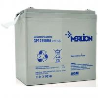 Merliоn AGM GP12550M6 12V 55Ah Q1