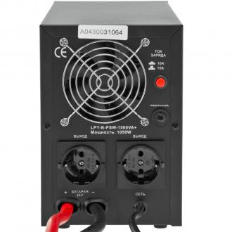 Источник бесперебойного питания LogicPower LPY-B-PSW-1000VA с правильной синусоидой