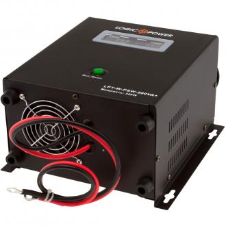 Источник бесперебойного питания LogicPower LPY-W-PSW-500VA с правильной синусоидой