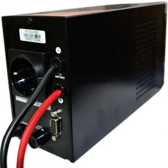 Источник бесперебойного питания Ritar RTSW-600D12 (LCD) с правильной синусоидой