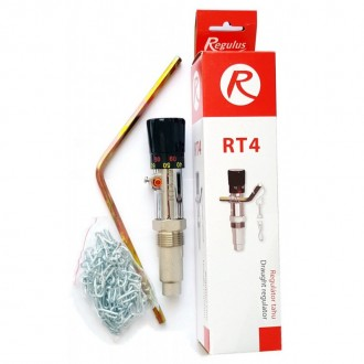 Механический регулятор тяги Regulus RT 4
