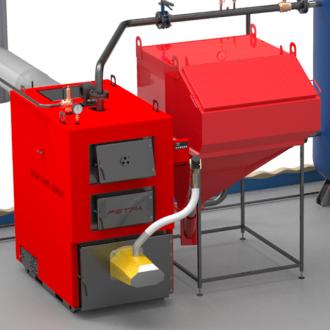 Твердотопливные котлы Ретра 4М COMBI F  25 - 150 кВт