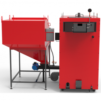 Твердотопливные котлы Ретра 4М COMBI R 25 - 150 кВт