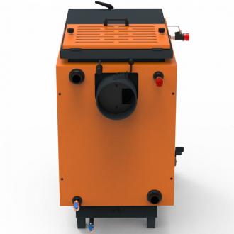 Твердотопливный котел с верхней загрузкой Ретра 6М Comfort Orange 16 - 40 кВт
