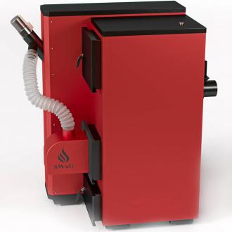 Котел с автоподачей топлива SWaG-pellets 25, 40 кВт
