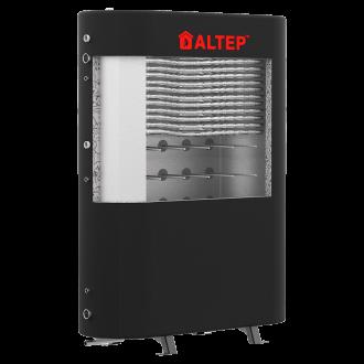 Плоский теплоаккумулятор Альтеп с верхним теплообменником