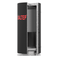 Теплоаккумулятор Альтеп ТА1н с нижним теплообменником, с утеплителем