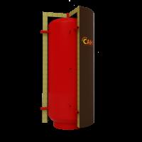Теплоаккумулятор CAH круглый. С изоляцией.