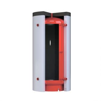 Телоаккумулятор для котла Kronas. Круглый. С изоляцией