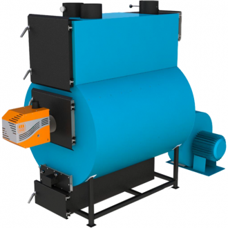 Пеллетный теплогенератор Beeterm 35-100 кВт