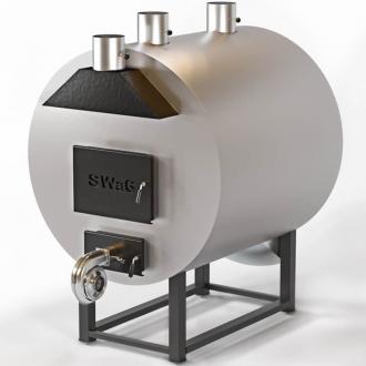 Твердотопливный теплогенератор  SWaG 20-80 кВт