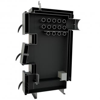 Котел на дровах длительного горения Термико КСГ (11-26 кВт)