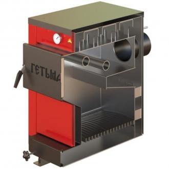 Твердотопливный котел Витязь Гетьман 12-20 кВт