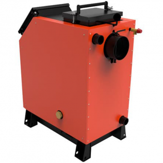 Твердотопливный котел шахтного типа  Витязь Шахтный 12-22 кВт