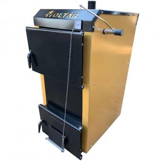 Твердотопливный котел Voltar Front S50 12-40 кВт