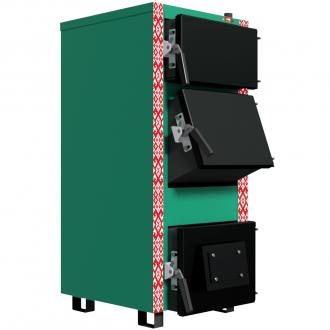 Твердотопливный котел Zubr Standart 12-24 кВт